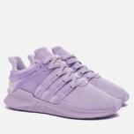 Женские кроссовки adidas Originals EQT Support ADV Purple Glow/Purple Glow/Sub Green фото- 2