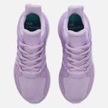 Женские кроссовки adidas Originals EQT Support ADV Purple Glow/Purple Glow/Sub Green фото- 4