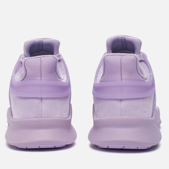 Женские кроссовки adidas Originals EQT Support ADV Purple Glow/Purple Glow/Sub Green