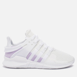 Женские кроссовки adidas Originals EQT Support ADV White/White/Purple Glow фото- 0