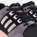 Женские кроссовки adidas Originals EQT Support RF Core Black/Ice Purple/Haze Coral фото- 5