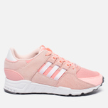 Женские кроссовки adidas Originals EQT Support RF Haze Coral/White/Turbo фото- 0