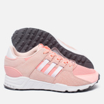 Женские кроссовки adidas Originals EQT Support RF Haze Coral/White/Turbo фото- 1
