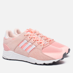 Женские кроссовки adidas Originals EQT Support RF Haze Coral/White/Turbo фото- 2