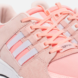 Женские кроссовки adidas Originals EQT Support RF Haze Coral/White/Turbo фото- 5