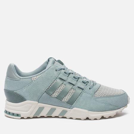 Женские кроссовки adidas Originals EQT Support RF Tactile Green/Tactile Green/White