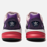 Женские кроссовки adidas Originals Falcon Clear Pink/Clear Pink/Legend Purple фото- 3