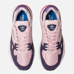Женские кроссовки adidas Originals Falcon Clear Pink/Clear Pink/Legend Purple фото- 5