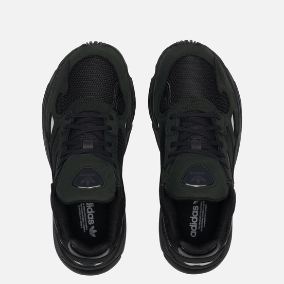 Женские кроссовки adidas Originals Falcon Core Black/Core Black/Grey Five
