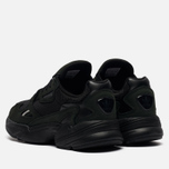 Женские кроссовки adidas Originals Falcon Core Black/Core Black/Grey Five фото- 2