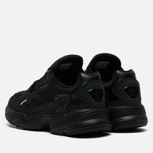 Женские кроссовки adidas Originals Falcon Core Black/Core Black/Grey Five фото- 0
