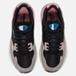 Женские кроссовки adidas Originals Falcon Core Black/Core Black/Light Granite фото - 1