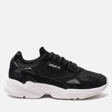 Женские кроссовки adidas Originals Falcon Core Black/Core Black/White фото- 0