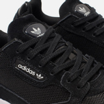 Женские кроссовки adidas Originals Falcon Core Black/Core Black/White фото- 6