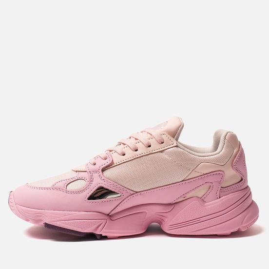 Женские кроссовки adidas Originals Falcon Icey Pink/True Pink/Chalk Purple
