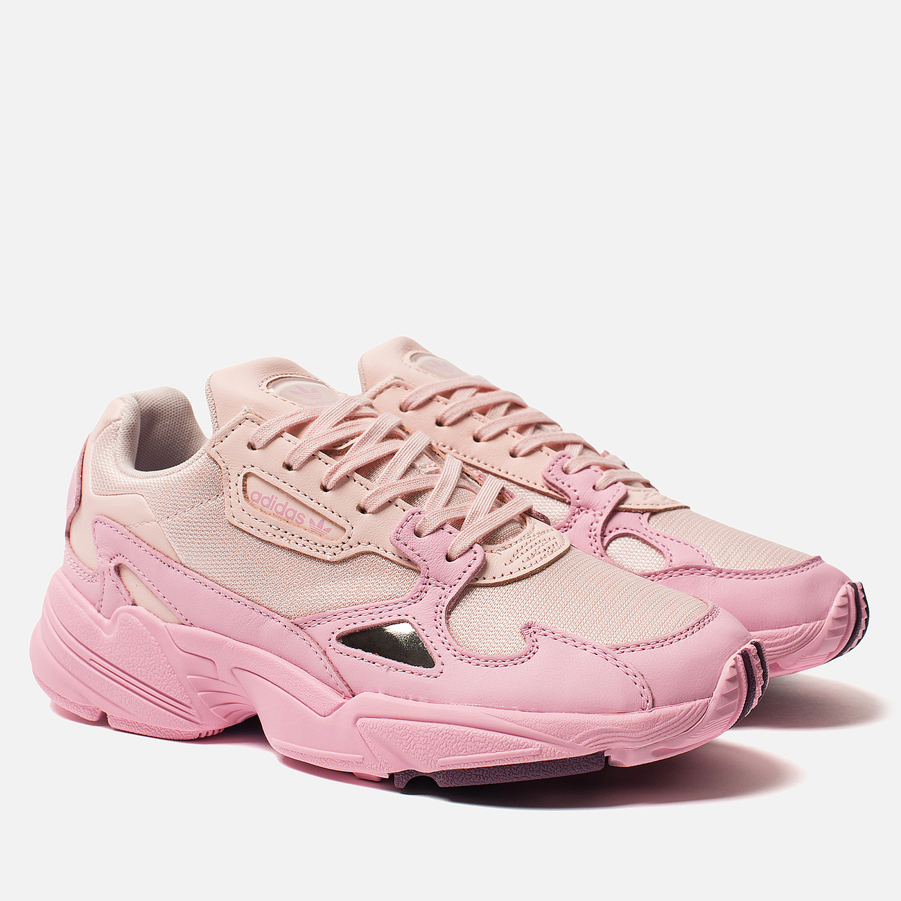 Женские кроссовки adidas Originals Falcon Icey Pink/True Pink/Chalk Purple