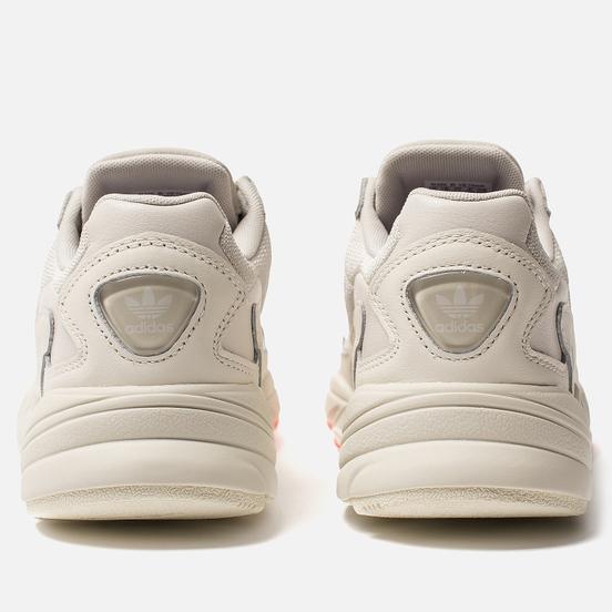 Женские кроссовки adidas Originals Falcon Off White/Raw White/Active Purple