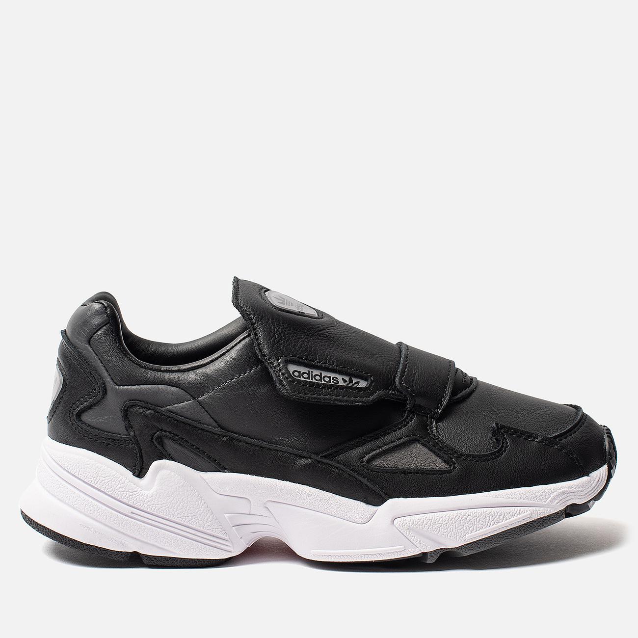 Женские кроссовки adidas Originals Falcon RX Core Black/Carbon/Grey