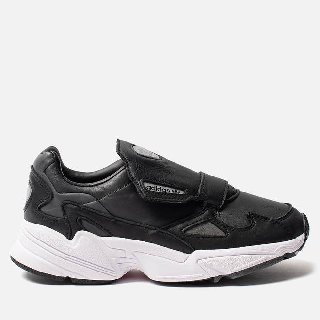 Женские кроссовки adidas Originals Falcon RX Core Black/Carbon/Grey