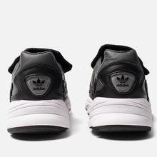Женские кроссовки adidas Originals Falcon RX Core Black/Carbon/Grey фото- 2