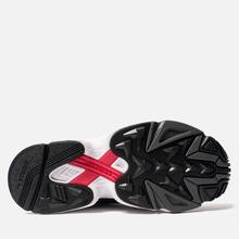 Женские кроссовки adidas Originals Falcon RX Core Black/Carbon/Grey фото- 4