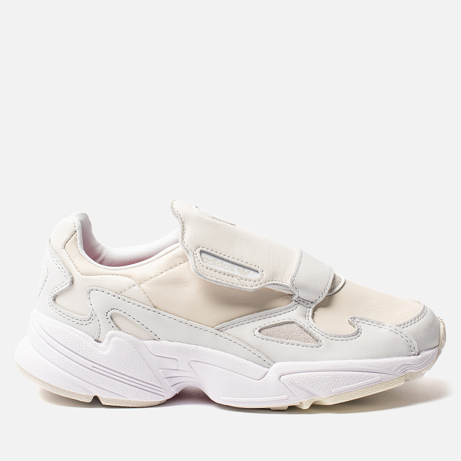 Женские кроссовки adidas Originals Falcon RX White/Crystal White/Chalk White