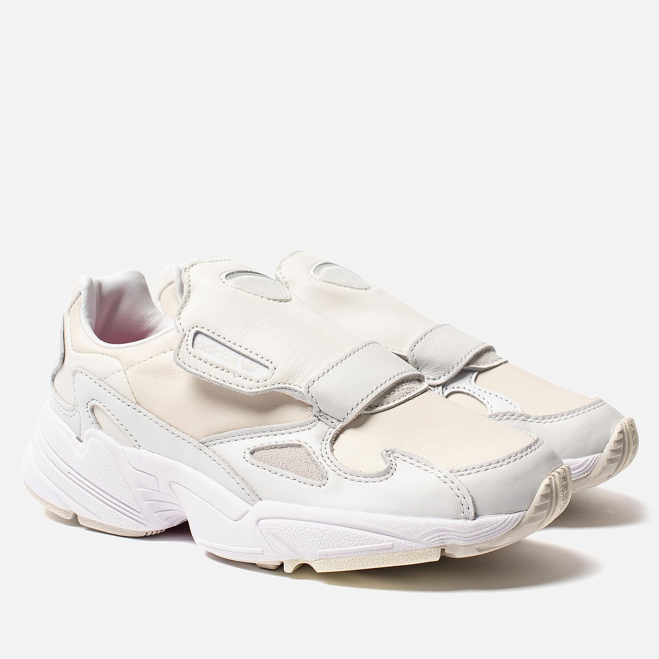 Женские кроссовки adidas Originals Falcon RX White/Crystal White/Chalk White