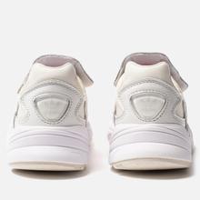 Женские кроссовки adidas Originals Falcon RX White/Crystal White/Chalk White фото- 2