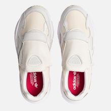 Женские кроссовки adidas Originals Falcon RX White/Crystal White/Chalk White фото- 1