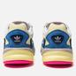 Женские кроссовки adidas Originals Falcon White/White/Blue фото - 2
