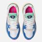 Женские кроссовки adidas Originals Falcon White/White/Blue фото - 1