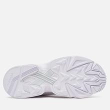 Женские кроссовки adidas Originals Falcon White/White/Crystal White фото- 4