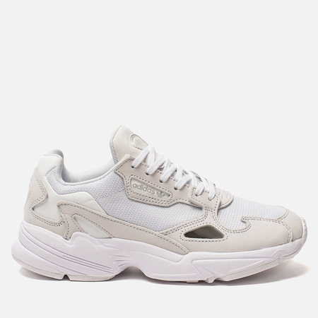 6b519ea78f5b Женские кроссовки adidas Originals Falcon White White Crystal White