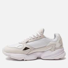 Женские кроссовки adidas Originals Falcon White/White/Crystal White фото- 1