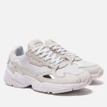 Женские кроссовки adidas Originals Falcon White/White/Crystal White фото- 2