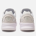 f0077a91 Женские кроссовки adidas Originals Falcon White/White/Crystal White фото- 3