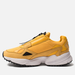 Женские кроссовки adidas Originals Falcon Zip Active Gold/Core Black/Cloud White фото- 1
