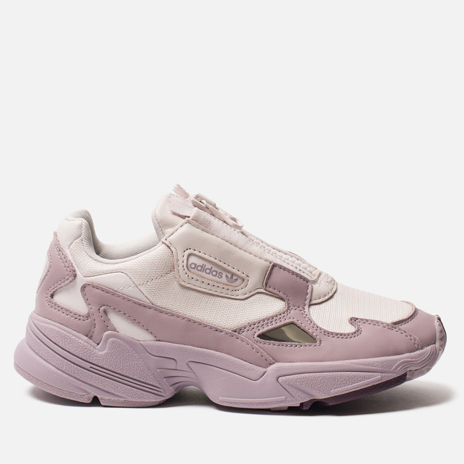 Женские кроссовки adidas Originals Falcon Zip Orchid Tint/Soft Vision/Purple Beauty