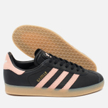 Женские кроссовки adidas Originals Gazelle Core Black/Vapour Pink/Gum фото- 1