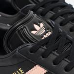 Женские кроссовки adidas Originals Gazelle Core Black/Vapour Pink/Gum фото- 3