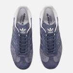 Женские кроссовки adidas Originals Gazelle Super Purple/Super Purple/Off White фото- 4
