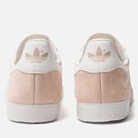 Женские кроссовки adidas Originals Gazelle Vapor Pink/White/Gold Metallic фото- 5