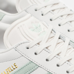 Женские кроссовки adidas Originals Gazelle Vintage White/Vapour Green/Gum фото- 3