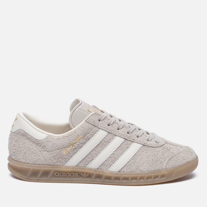 Женские кроссовки adidas Originals Hamburg Clear Brown/Off White/Gum