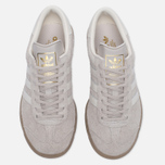 Женские кроссовки adidas Originals Hamburg Clear Brown/Off White/Gum фото- 4
