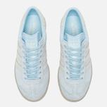 Женские кроссовки adidas Originals Hamburg Ice Blue/Off White фото- 4