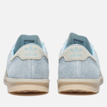Женские кроссовки adidas Originals Hamburg Ice Blue/Off White фото- 5