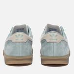 Женские кроссовки adidas Originals Hamburg Tactile Green/Core Brown/Gum фото- 4