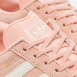 Женские кроссовки adidas Originals Hamburg Vapour Pink/Off White/Gum фото- 3