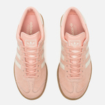 Женские кроссовки adidas Originals Hamburg Vapour Pink/Off White/Gum фото- 4